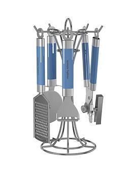 morphy-richards-4-piece-gadget-set-cornflower-blue