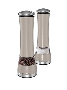morphy-richards-electronic-salt-and-pepper-mill-set-barley