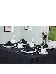 essentials-table-cloth-and-napkin-set-black