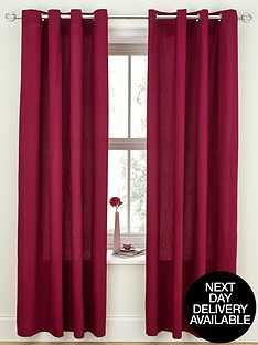 canvas-lightweight-eyelet-unlined-curtains