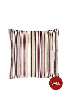 chenille-stripe-cushion