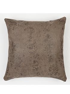 safari-faux-leather-cushion