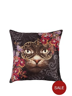 fearne-cotton-cat-cushion