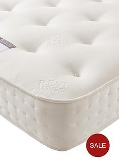 rest-assured-1200-pocket-spring-natural-tufted-mattress