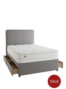 silentnight-mirapocket-luxury-1400-memory-top-divan-with-optional-storage