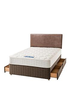 sealy-cressida-1200-memory-foam-divan-with-optional-storage