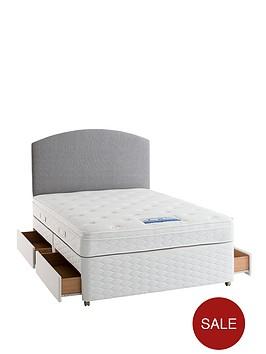 sealy-lauren-memory-cushion-top-divan-with-optional-storage