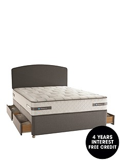 sealy-aaliyah-ortho-memory-foam-divan-with-storage-options