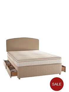 sealy-layla-zoned-foam-divan-bed-with-storage-options