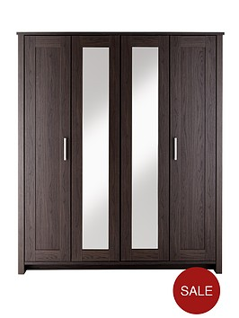 consort-denver-4-door-mirrored-wardrobe