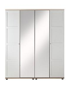 consort-caya-4-door-mirrored-wardrobe