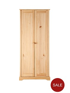 baltic-2-door-solid-pine-wardrobe
