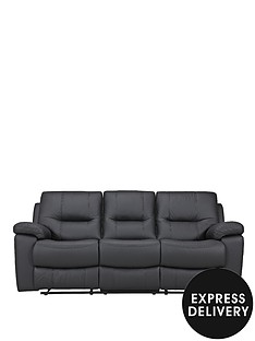 caravelle-3-seater-leather-recliner-sofa