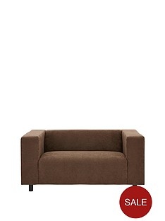 clarke-faux-suede-2-seater-sofa