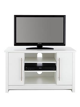 Consort Mono Ready Assembled Corner TV Unit (fits up to 42 inch TV)