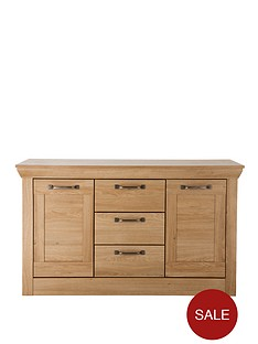 consort-new-brooklyn-ready-assembled-large-2-door-3-drawer-sideboard