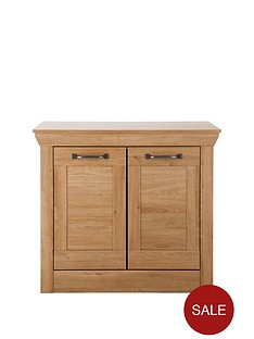 consort-new-brooklyn-ready-assembled-compact-2-door-sideboard-rustic-oakdark-oak