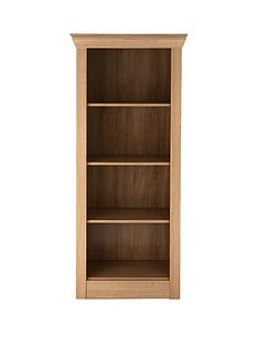 consort-new-brooklyn-ready-assembled-bookcase