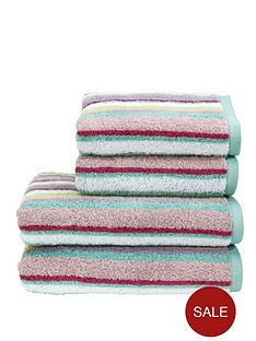 christy-georgia-stripe-towel-range-buy-1-get-1-free