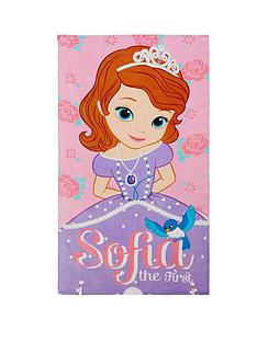 disney-sofia-the-first-towel