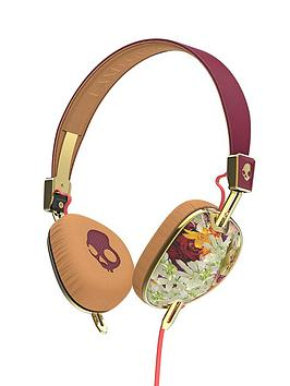 skullcandy-knock-out-on-ear-headphones-floral