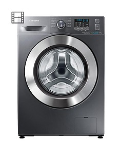 samsung-wf70f5e2w4xeu-7kg-load-1400-spin-washing-machine-with-ecobubbletrade-technology-next-day-delivery-inox