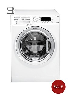 hotpoint-ultima-s-line-swmd10437xr-1400-spin-10kg-load-washing-machine-stainless-steel