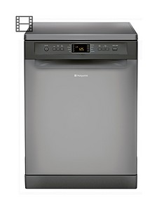 hotpoint-fdfex11011g-13-place-full-size-dishwasher-graphite