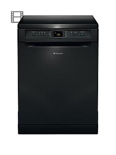 hotpoint-fdfex11011k-13-place-full-size-dishwasher-black