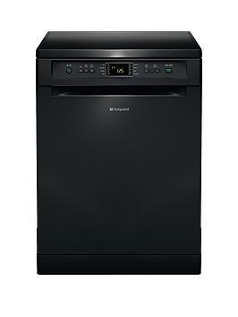 Hotpoint Extra Fdfex11011K 13Place Dishwasher  Black