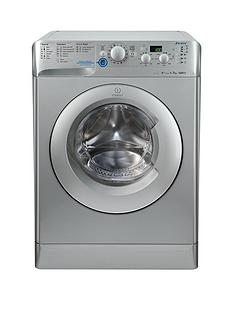 indesit-xwd71452sl-1400-spin-7kg-load-washing-machine-silver