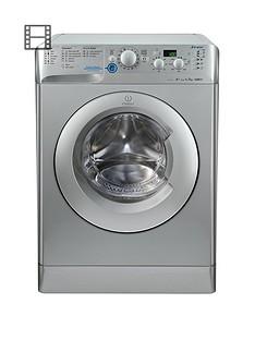 indesit-xwd71452sl-1400-spin-7kg-load-washing-machine-silver