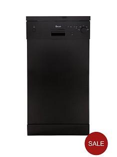 swan-sdw2010b-10-place-slimline-dishwasher-black
