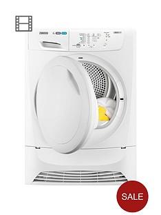 zanussi-zdc8202p-8kg-condenser-sensor-tumble-dryer-white