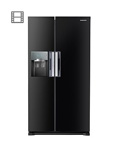 samsung-rs7667fhcbc-frost-free-american-style-fridge-freezer-with-twin-cooling-plustrade-system-black