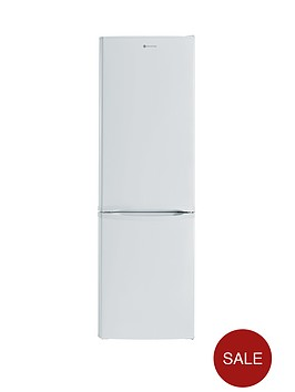 hoover-hsc185we-60cm-fridge-freezer-white