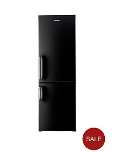 hoover-hvbf6182bfhk-60cm-frost-free-fridge-freezer-black