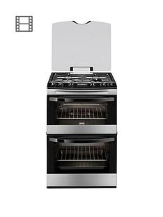 zanussi-avanti-zcg63200xa-60-cm-double-oven-gas-cooker-stainless-steel