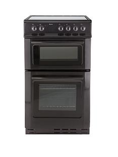 swan-sx2020b-ceramic-twin-cavity-50-cm-electric-cooker-black-next-day-delivery