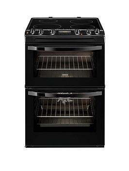 zanussi-zanussi-zci68300ba-60-cm-electric-induction-double-oven-black