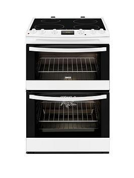 zanussi-zci68300wa-60-cm-electric-induction-double-oven-white