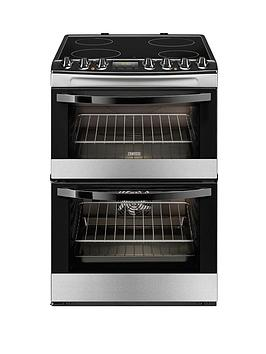 zanussi-zcv68310wa-60-cm-ceramic-electric-double-oven-white