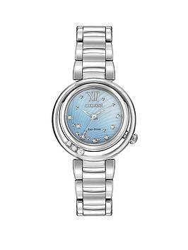citizen-eco-drive-sunrise-diamond-bracelet-ladies-watch