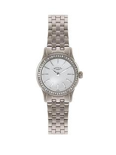 rotary-la-rochelle-crystal-set-stainless-steel-ladies-watch