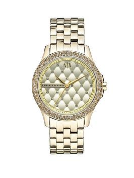 armani-exchange-gold-dial-gold-ip-plated-bracelet-ladies-watch