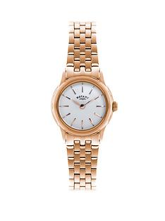rotary-la-rochelle-rose-gold-plated-stainless-steel-bracelet-ladies-watch