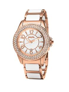 folli-follie-glow-stone-set-rose-gold-plated-stainless-steel-and-white-ceramic-ladies-watch