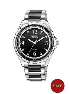 citizen-eco-drive-ceramic-8-diamond-ladies-watch