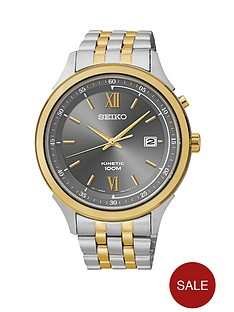 seiko-stainless-steel-and-gold-plated-two-tone-kinetic-mens-watch