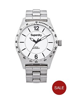 superdry-stainless-steel-whiteblack-dial-ladies-watch